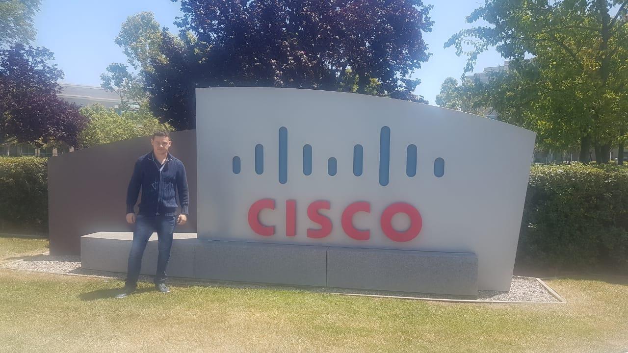 Evento SEVT Collaboration acontece na sede da Cisco em San José, Califórnia nos dias 13 à 17 de maio.